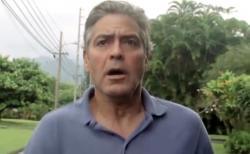 George Clooney stars in The Descendants.