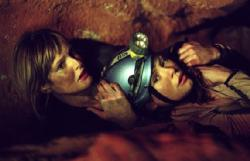Shauna Macdonald in The Descent.