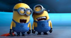 The minions steal the show in Despicable Me 2
