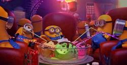 Gru's flaccid and sated minions.