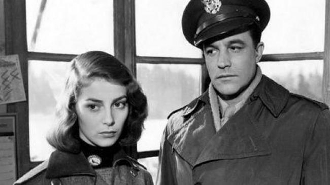 Pier Angeli and Gene Kelly in The Devil Makes Three
