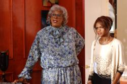 Tyler Perry's Diary of a Mad Black Woman.