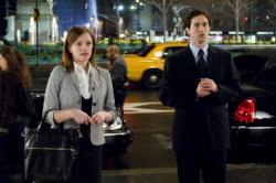 Elizabeth Moss and Jesse Liebman in Did You Hear About the Morgans?