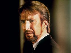 Alan Rickman in Die Hard.