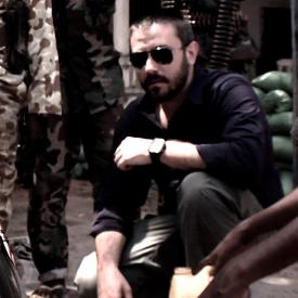 Jeremy Scahill in Dirty Wars.