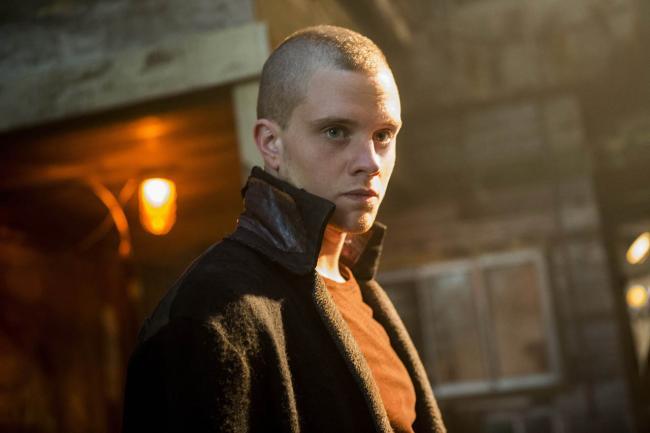 Jonny Weston in The Divergent Series: Allegiant