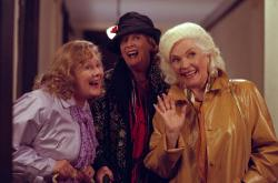 Shirley Knight, Maggie Smith and Fionnula Flanagan in The Divine Secrets of the Ya Ya Sisterhood.