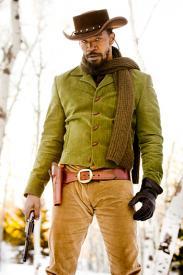 Jamie Foxx in Django Unchained.