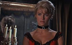 Julie Christie in Doctor Zhivago.
