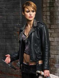 Keira Knightley in Domino.