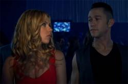 Scarlett Johansson and Joseph Gordon-Levitt in Don Jon.