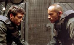 Karl Urban  as Reaper and Dwayne