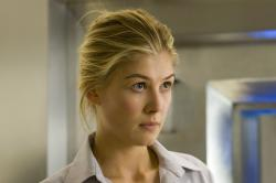 Rosamund Pike in Doom.