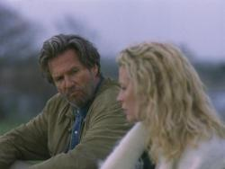 Jeff Bridges and Kim Basinger in The Door in the Floor.