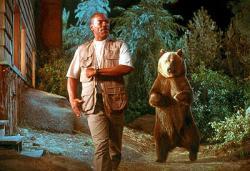 Eddie Murphy in Dr. Dolittle 2.