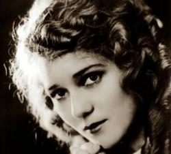 Mary Pickford in a photo not from The Dream.