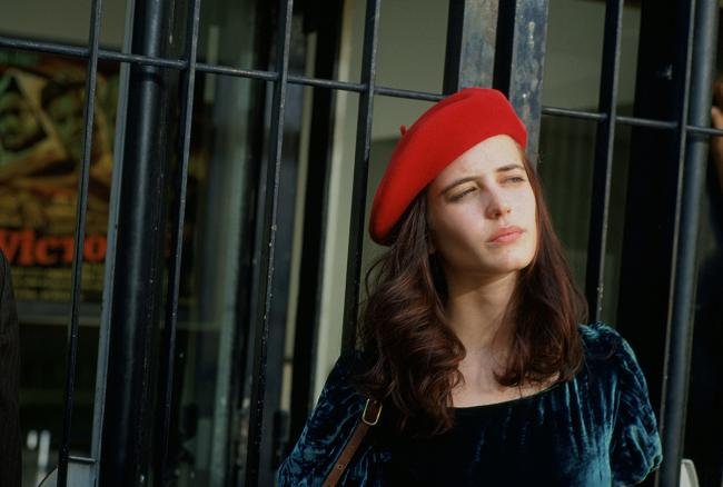 Eva Green in Dreamers.