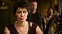 Lena Headey as Ma-Ma in Dredd.