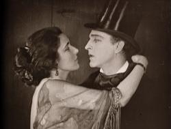 Nita Naldi and John Barrymore in Dr. Jekyll and Mr. Hyde
