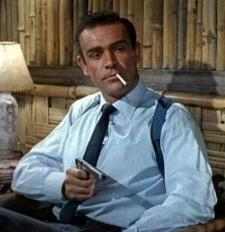 The one, the only true James Bond: Sean Connery.