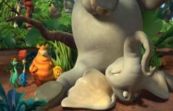Horton Hears a Who.