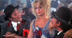 George Segal and Goldie Hawn in The Duchess and the Dirtwater Fox