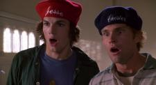 Dumbest characters since Bill and Ted.