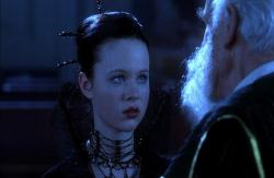 Thora Birch in Dungeons and Dragons.
