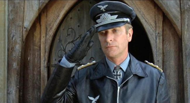 Michael Caine in The Eagle Has Landed.