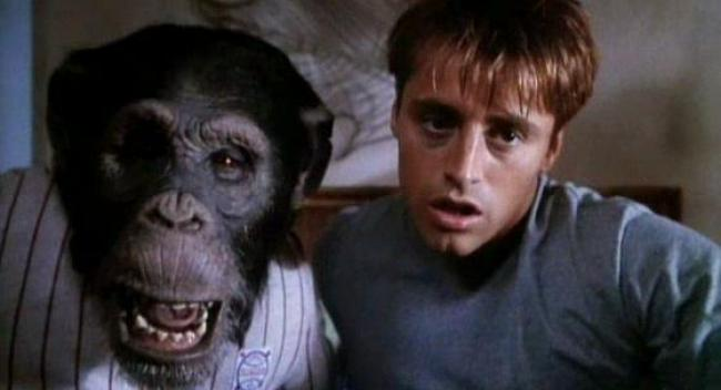 I had the same look on my face as I watched Matt LeBlanc in Ed