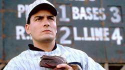 Charlie Sheen in Eight Men Out