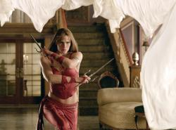 Jennifer Garner in Elektra.
