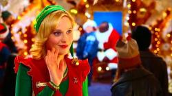 Zooey Deschanel in Elf.