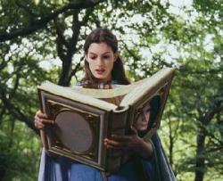 Anne Hathaway in Ella Enchanted.