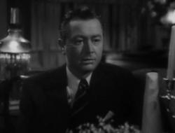 Robert Young in Enchanted Cottage.
