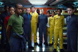 Ender's teammates in Ender's Game.