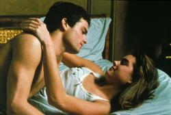 Martin Hewitt and Brooke Shields in Endless Love