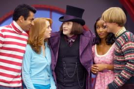 Kal Penn, Jayma Mays, Crispin Glover, Faune Chambers and Adam Campbell in 20th Century Fox's Epic Movie