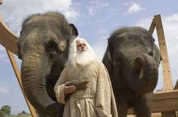 Steve Carell in Evan Almighty.