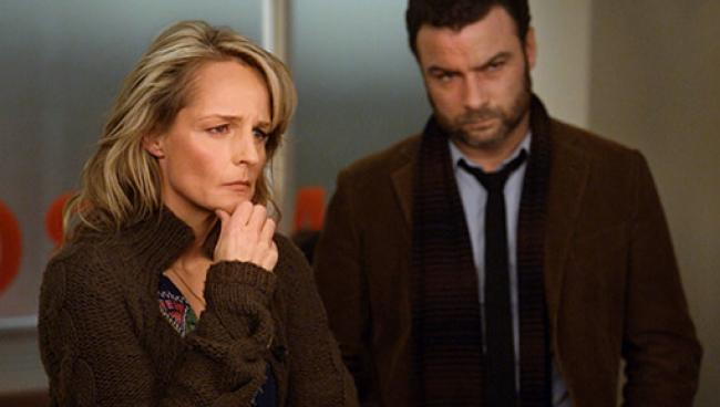 Helen Hunt and Liev Schreiber in Every day