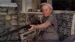 Ruth Gordon in Every Which Way But Loose.