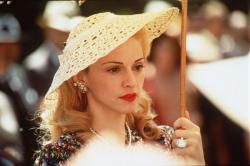 Madonna in Evita.