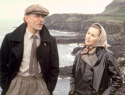 Donald Sutherland and Kate Nelligan in Eye of the Needle
