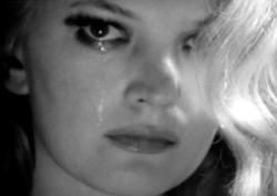 Gena Rowlands in Faces.