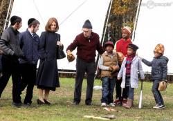 Woody Allen organizes a baseball game in Fading Gigolo.