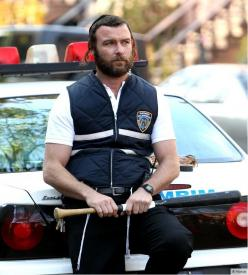 Liev Schreiber sporting some nice payots in Fading Gigolo