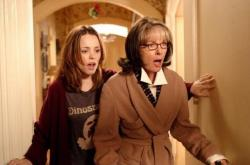 Rachel McAdams and Diane Keaton in The Family Stone.