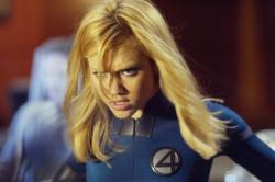 Jessica Alba in Fantastic Four.
