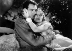 Gary Cooper and Helen Hayes in A Farewell to Arms.