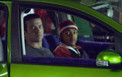 Lucas Black and Bow Wow in The Fast and the Furious: Tokyo Drift
